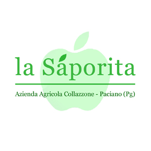 Logo La Saporita a Paciano